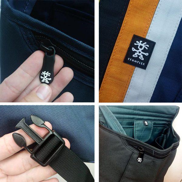 Túi đeo chéo Ipad Crumpler